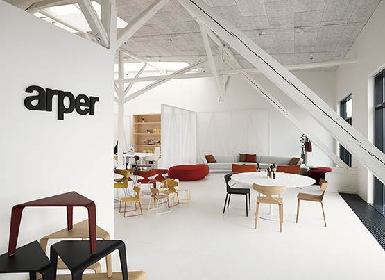 Copenhagen Showroom Opening