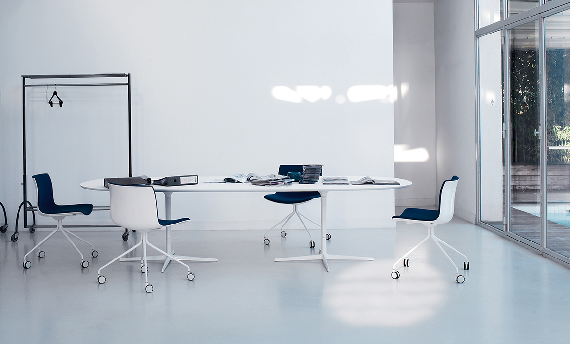 Office Interior - Arper