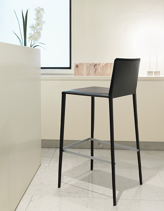 Norma Bar Stool Arper Design Furniture