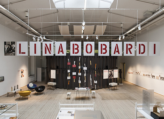 Lina Bo Bardi: Together, Stockholm
