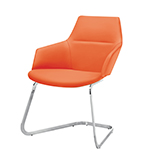 Armchairs Aston Conference — Cantilever - Arper