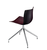 Chairs Catifa 46 — Trestle swivel - Arper