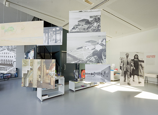 Lina Bo Bardi: Together, Amsterdam