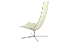 Loungesessel Catifa 60 Lounge — Vierstrahlig - Arper