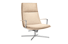 Lounge Catifa 70 Soft — 4 branches - Arper