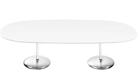 Tables Duna Table — H 74 - Arper