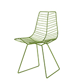 Chairs Leaf — Sled - Arper
