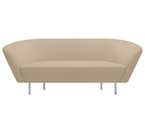 Sofas Loop — 2 seats - Arper