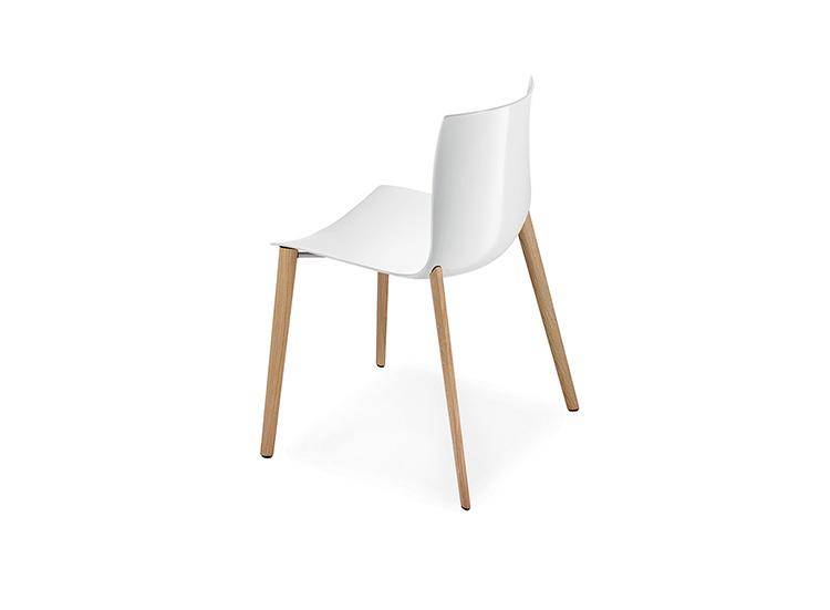 catifa 46 4 pieds bois ameublement design arper. Black Bedroom Furniture Sets. Home Design Ideas