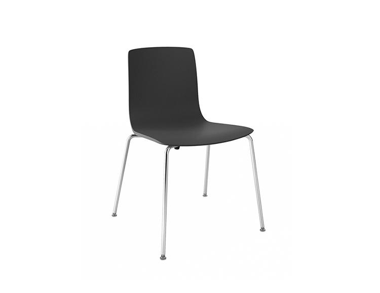 Arper Juno Stoel : Aava u2014 4 legs. arper design furniture