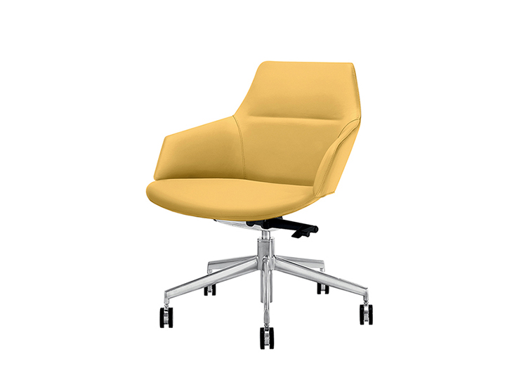 Task chairs Aston Conference Syncro — 5 ways - Aston Arper  2