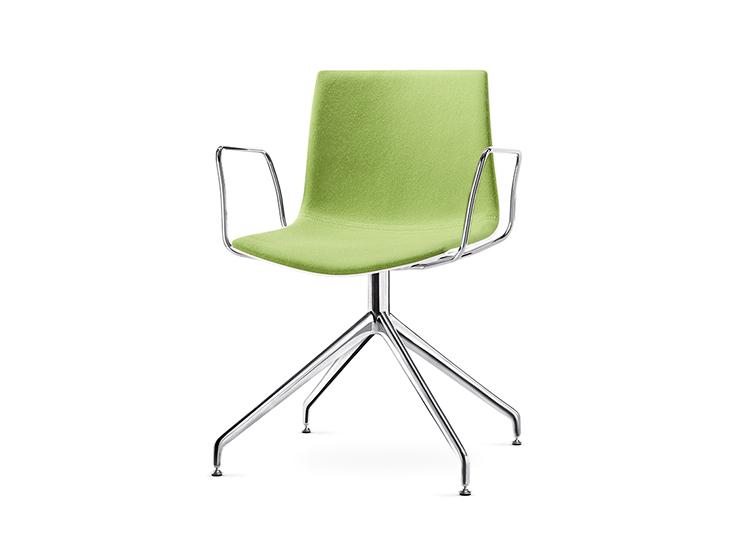 catifa 46 trestle swivel arper design furniture. Black Bedroom Furniture Sets. Home Design Ideas