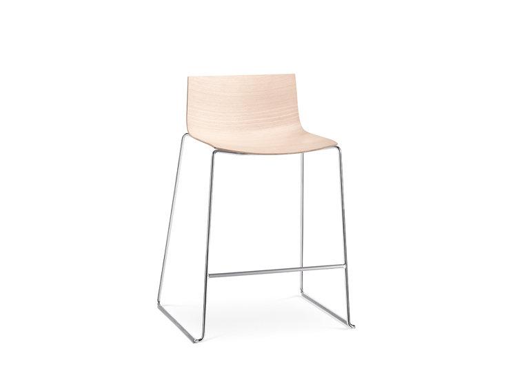 Catifa 46 — Counter stool - Catifa 46 Arper  3