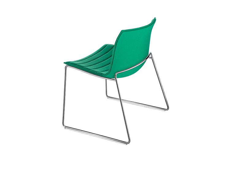 catifa 53 kufengestell lounge arper designerm bel. Black Bedroom Furniture Sets. Home Design Ideas
