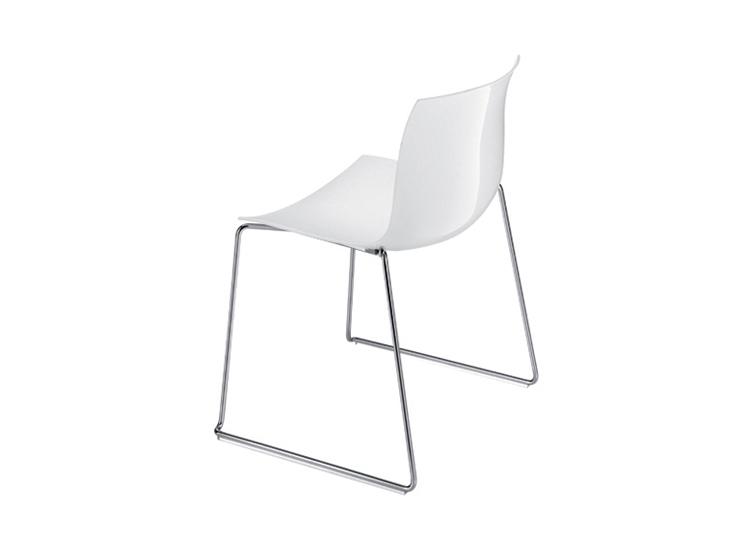 catifa 53 sled arper design furniture. Black Bedroom Furniture Sets. Home Design Ideas