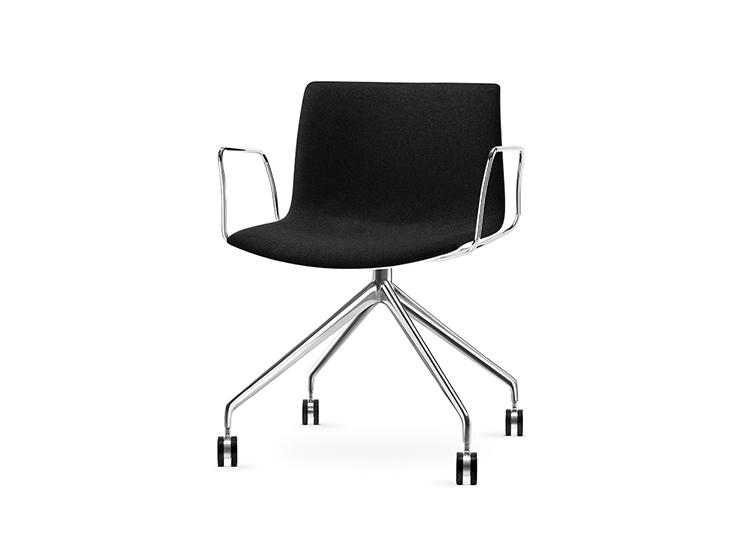 catifa 53 trestle fixed arper design furniture. Black Bedroom Furniture Sets. Home Design Ideas