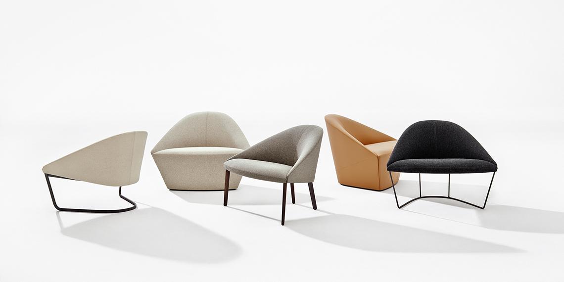 Collection Colina Arper Design Furniture