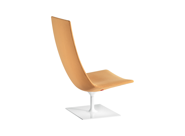 Lounge Catifa 70 — Base central - Catifa 70 Arper  2