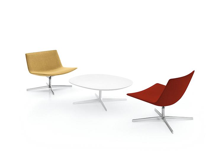 Catifa 80 4 ways arper design furniture for 80s chair design