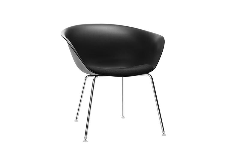 duna 02 lounge 4 legs arper design furniture. Black Bedroom Furniture Sets. Home Design Ideas
