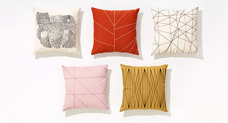 Collection Cushions Arper