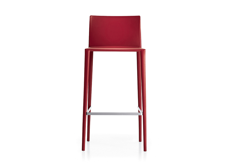 Norma — Bar stool - Norma Arper  1