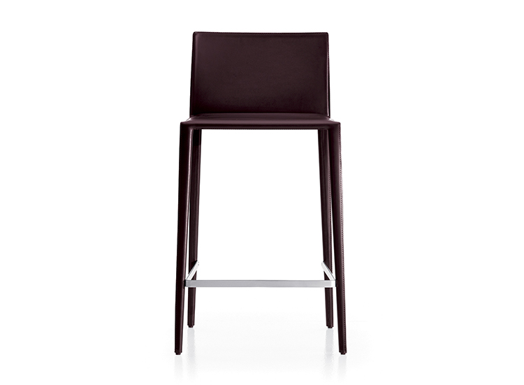 Norma — Counter stool - Norma Arper  1