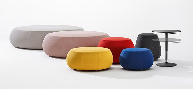 pix 55 1 seat arper design furniture. Black Bedroom Furniture Sets. Home Design Ideas