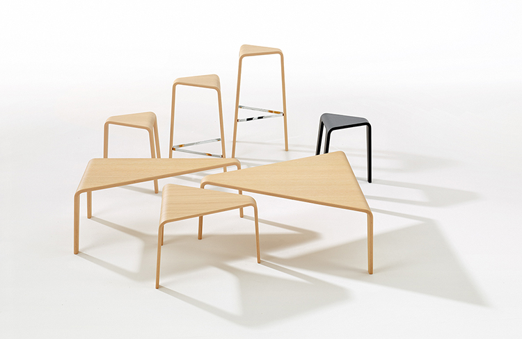 Tables Ply — H 36 - Ply Arper  2