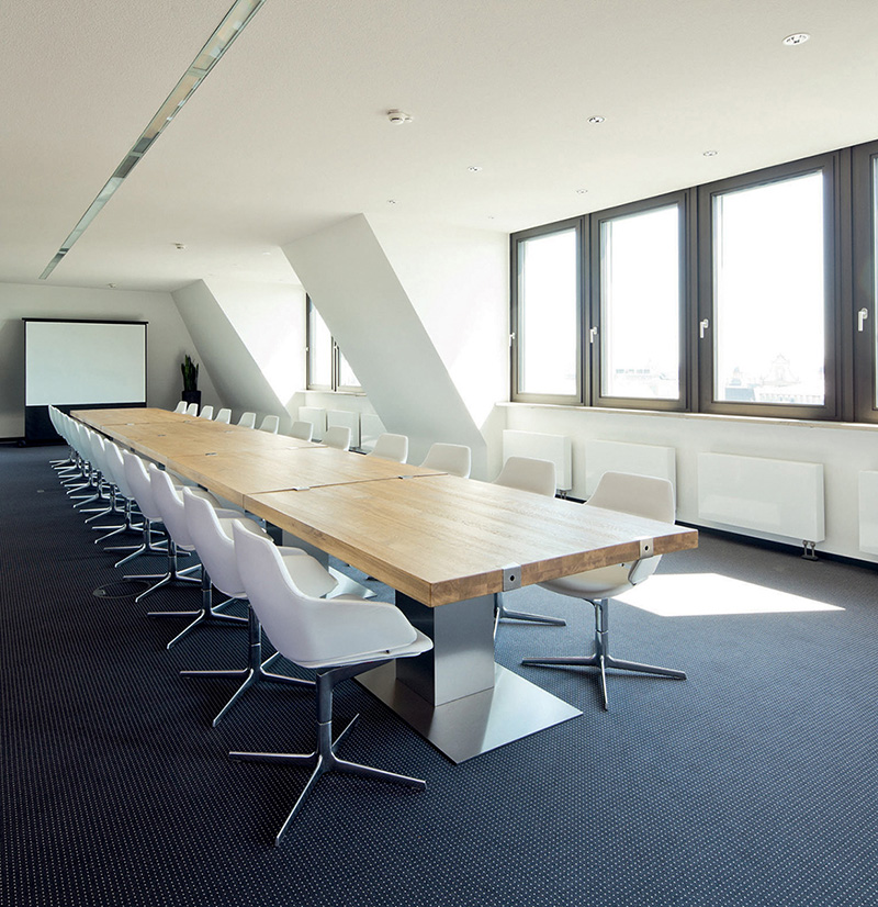 Furniture Meeting Arper Amb Generali