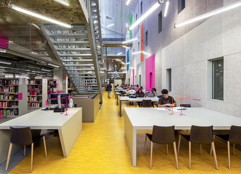 furniture learning arper university of paris sorbonne. Black Bedroom Furniture Sets. Home Design Ideas