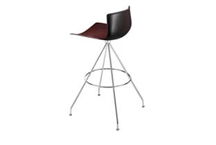 Norma Bar Stool Arper Design Furniture