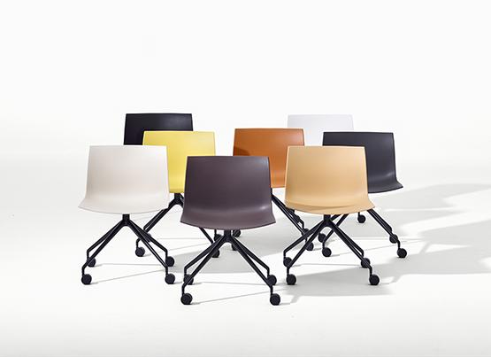 storie salone del mobile 2016 arper. Black Bedroom Furniture Sets. Home Design Ideas