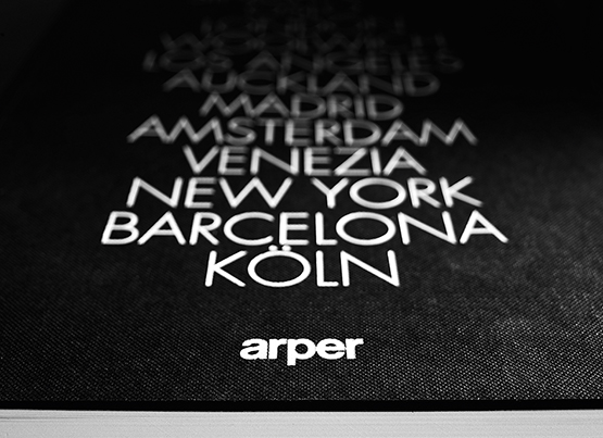 Arper, Red Dot Communication Design