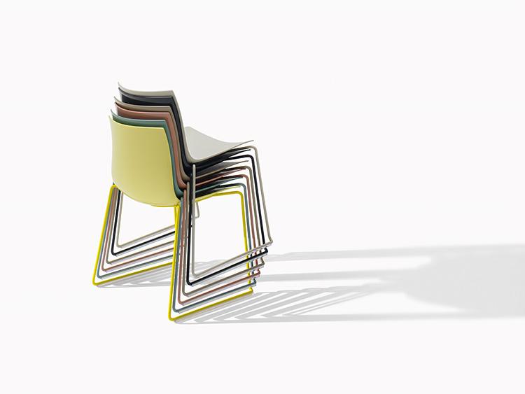 Catifa 46 Sled Arper Design Furniture