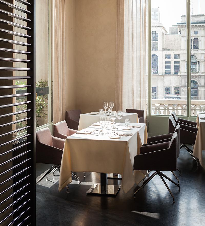Furniture Dining Arper - Terrazza Duomo 21