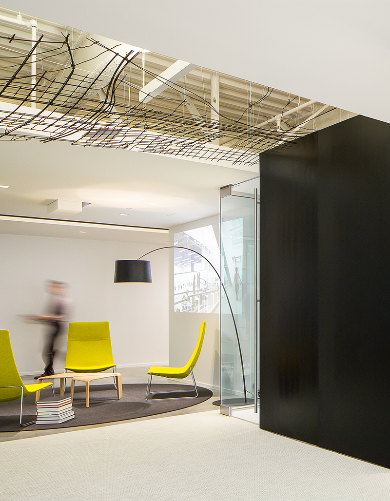NBBJ Office - Arper
