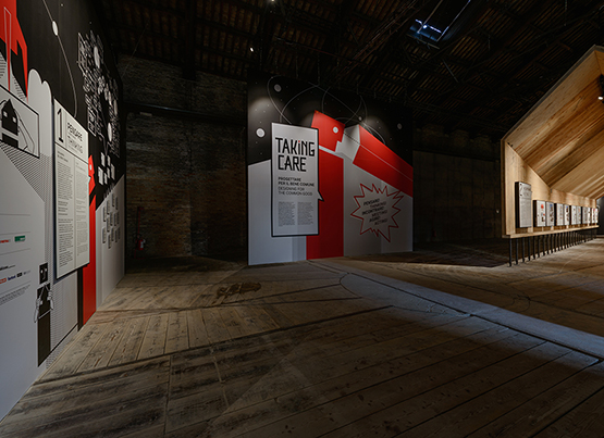 Arper supports the Italian Pavilion at Biennale