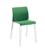 Chairs Juno — Seat and backrest pads - Arper