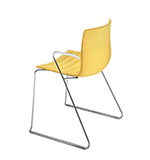Armchairs Catifa 46 — Technical sled - Arper