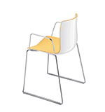 Armchairs Catifa 46 — Sled - Arper