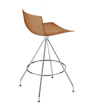 Hocker Catifa 46 — Hocker bar - Arper