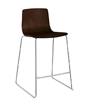 Stools Aava — Counter stool - Arper