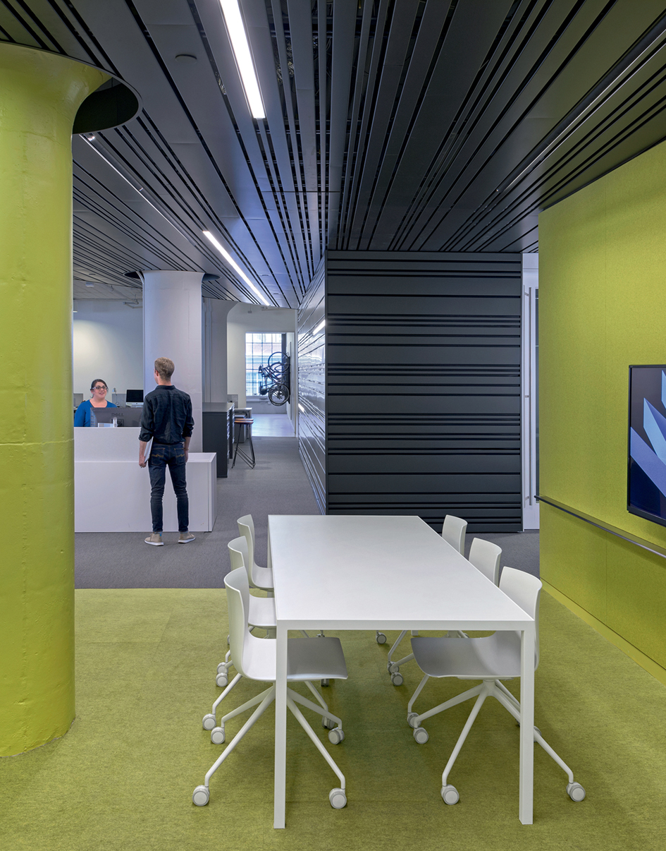 Wired Offices - Arper