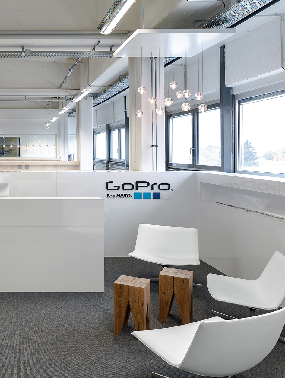 GoPro Offices - Arper