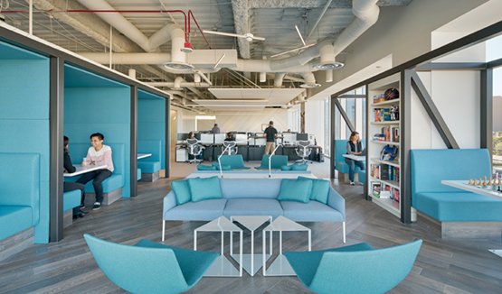 Neustar Offices - Arper