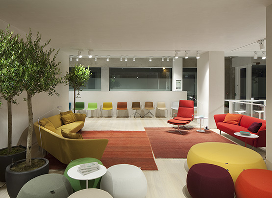 Arper Showroom Londres