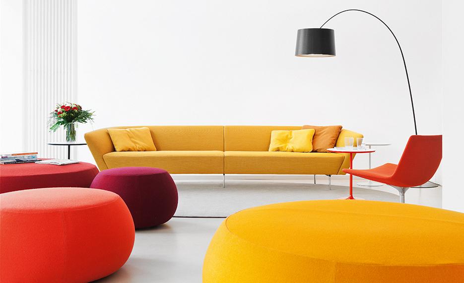 Collection Loop Arper Design Furniture