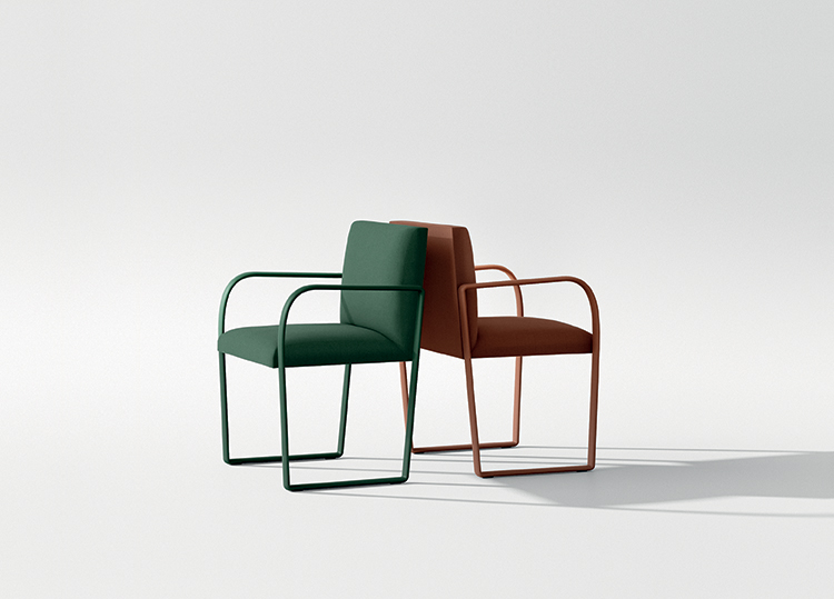 Arcos —Chair - Arcos Arper  1