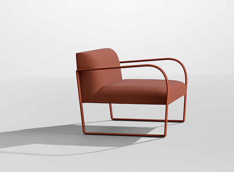 Arcos —Fauteuil - Arcos Arper  1